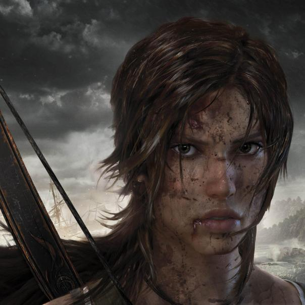 Lara Croft's 2013 incarnation