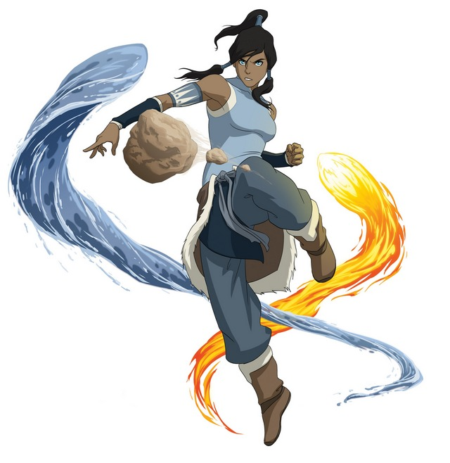 How to be awesome like korra the avatar girls like giants the legend of korra voltagebd Image collections
